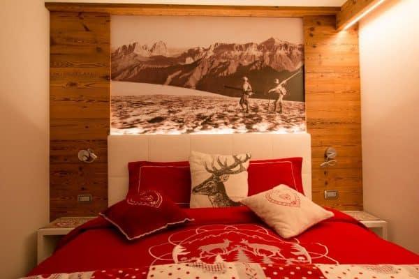 lusso novità suite appartamento campitello val di fassa