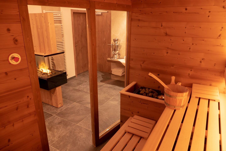 spa sauna campitello