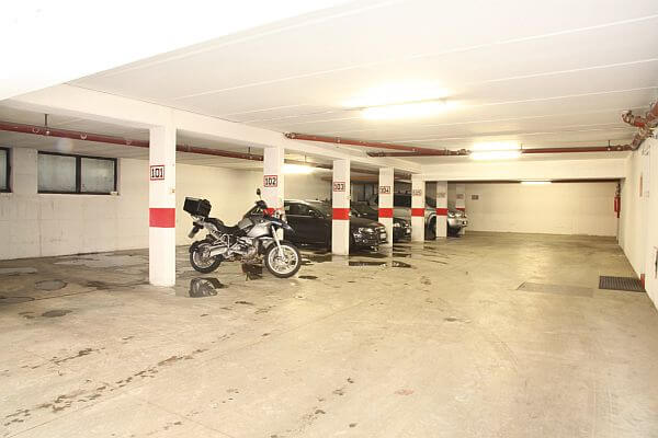 garage auto custodita inverno sicurezza
