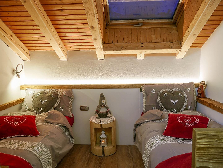 val di fassa appartamento Sauna Bonus vacanze